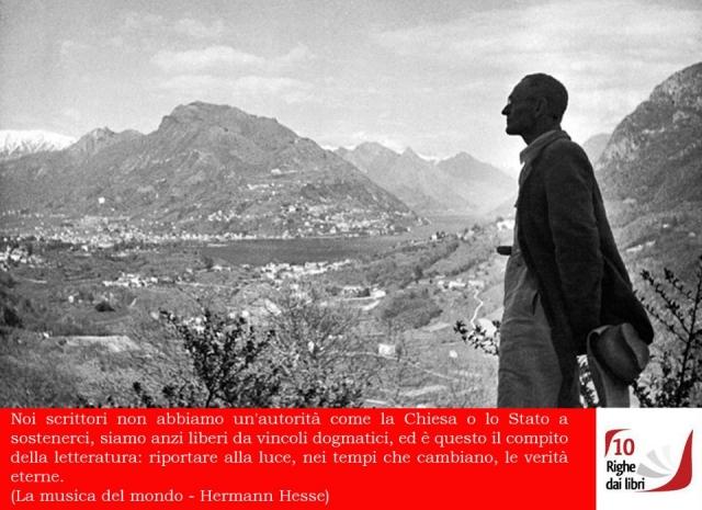 La musica del mondo - Hermann Hesse