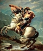Jacques-Louis David - Alessandro Manzoni