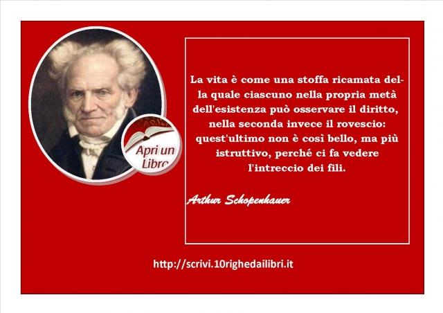 La vita - Arthur Schopenhauer