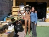 Naked Bookseller - Quartzsite