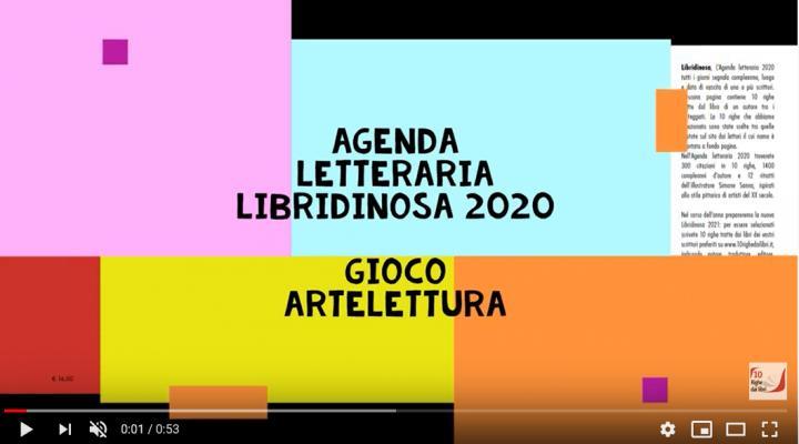 libridinosa 2020 agenda letteraria 10 righe dai libri.jpg