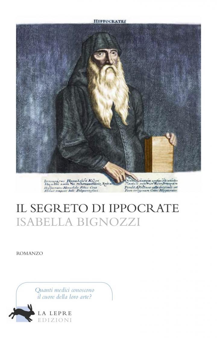 Il segreto di Ippocrate copertina del libro