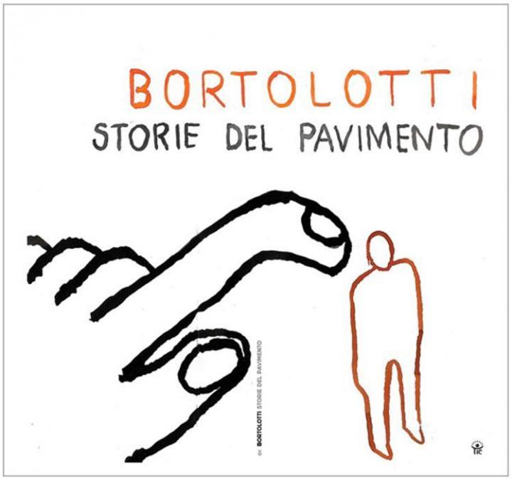 Storie del pavimento - Copertina del libro  di Gherardo Bortolotti