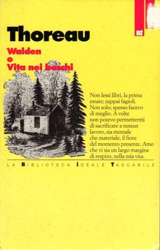 WALDEN; o, vita nei boschi