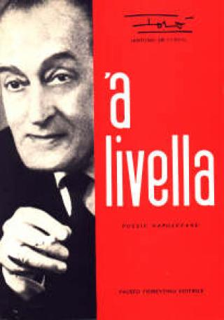 'a livella poesie napoletane